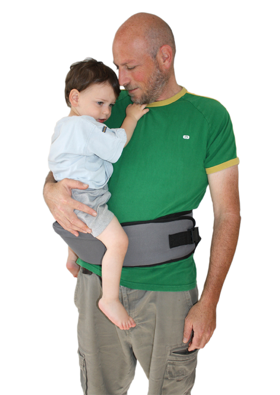 Side Ride Baby Hip Seat Carrier Babyanywhere