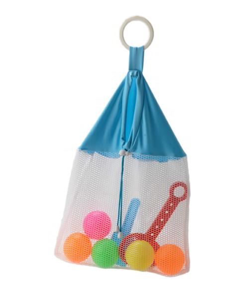Net Toy Holder : Net bag toy organizer storage babyanywhere