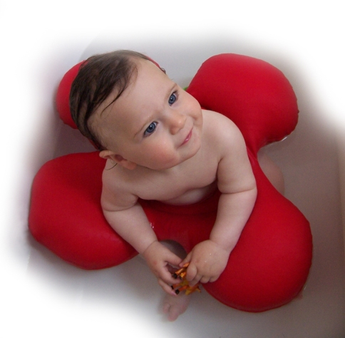 Safety 1st Baby Infant Bath Tub Ring Seat Chair Baby Care Product