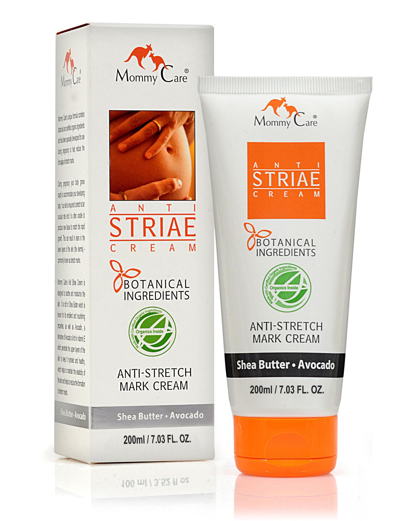 Anti Striae Stretch Marks Prevention Cream Babyanywhere