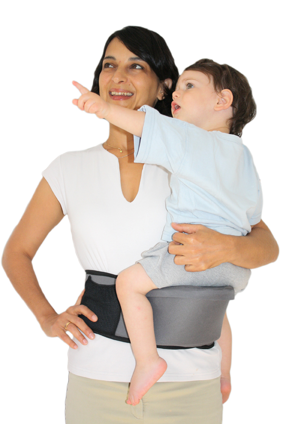 Side Ride Baby Hip Seat Carrier